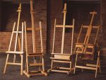 The World of Easels….