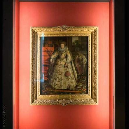 Marcus Gheeraerts the Elder, portrait of Elizabeth I, c.1580-1585