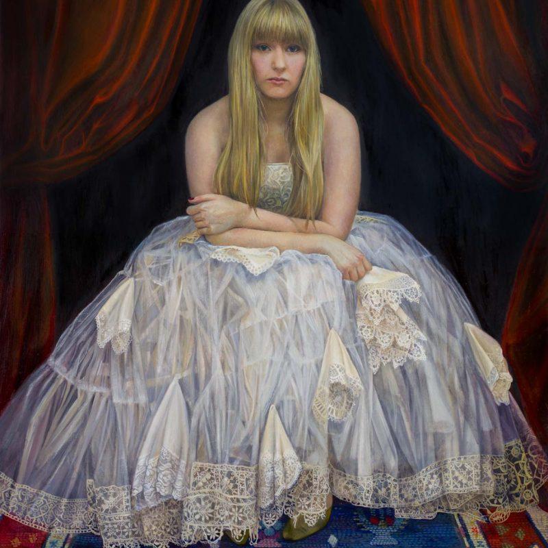 The Handkerchief Girl