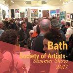 Bath Society of Artists 2017 Show