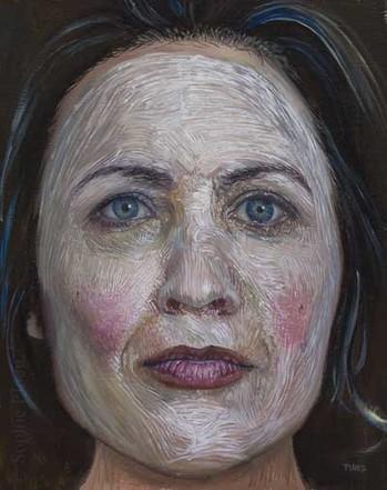 Sophie Ploeg, Inside, 30x24cm