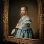 Verspronck: Girl in Blue