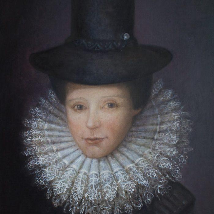 The Black Tall Hat