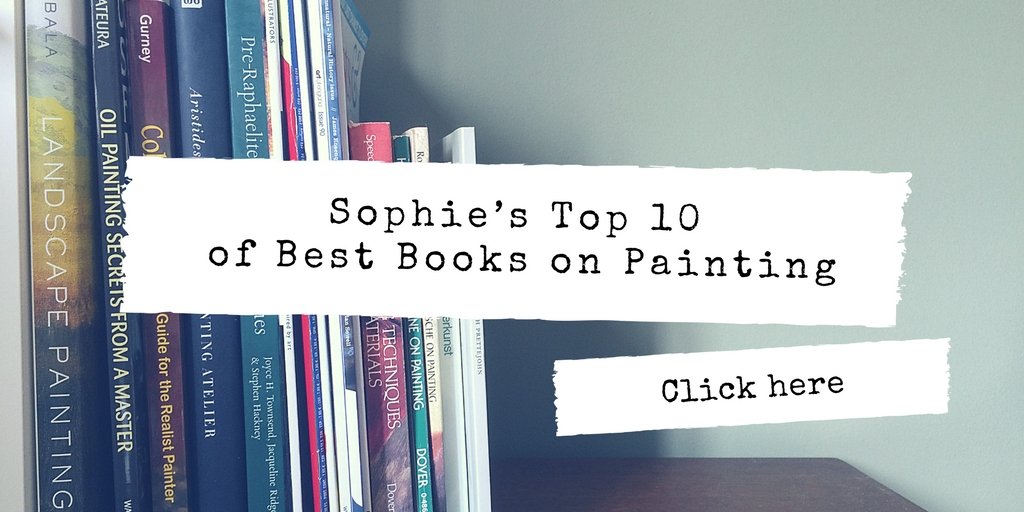 The Top 10 of Best Books on Painting-2