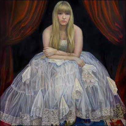 Sophie Ploeg - The Handkerchief Girl