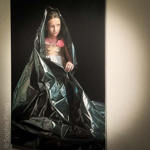 Wolfgang Kessler, Die Vermutung I, Oil on canvas, 140x77cm