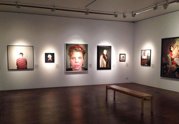 The BP Portrait Award 2013 on tour at Wolverhampton Art Gallery