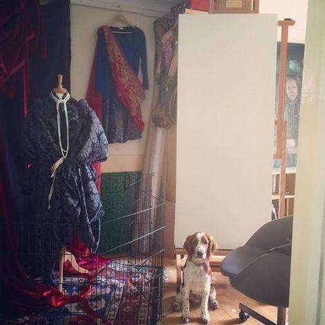 Artist Studio, Sophie Ploeg