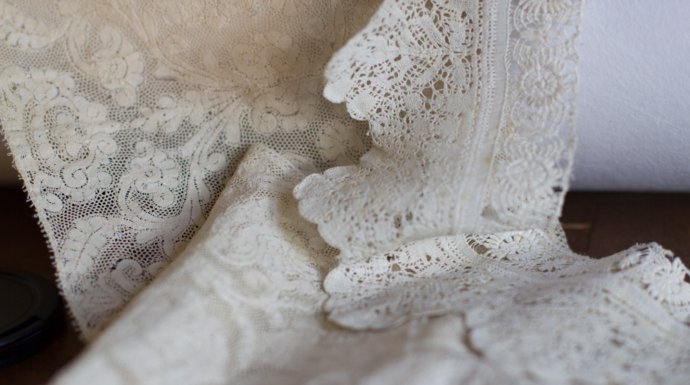 early Flemish bobbin lace