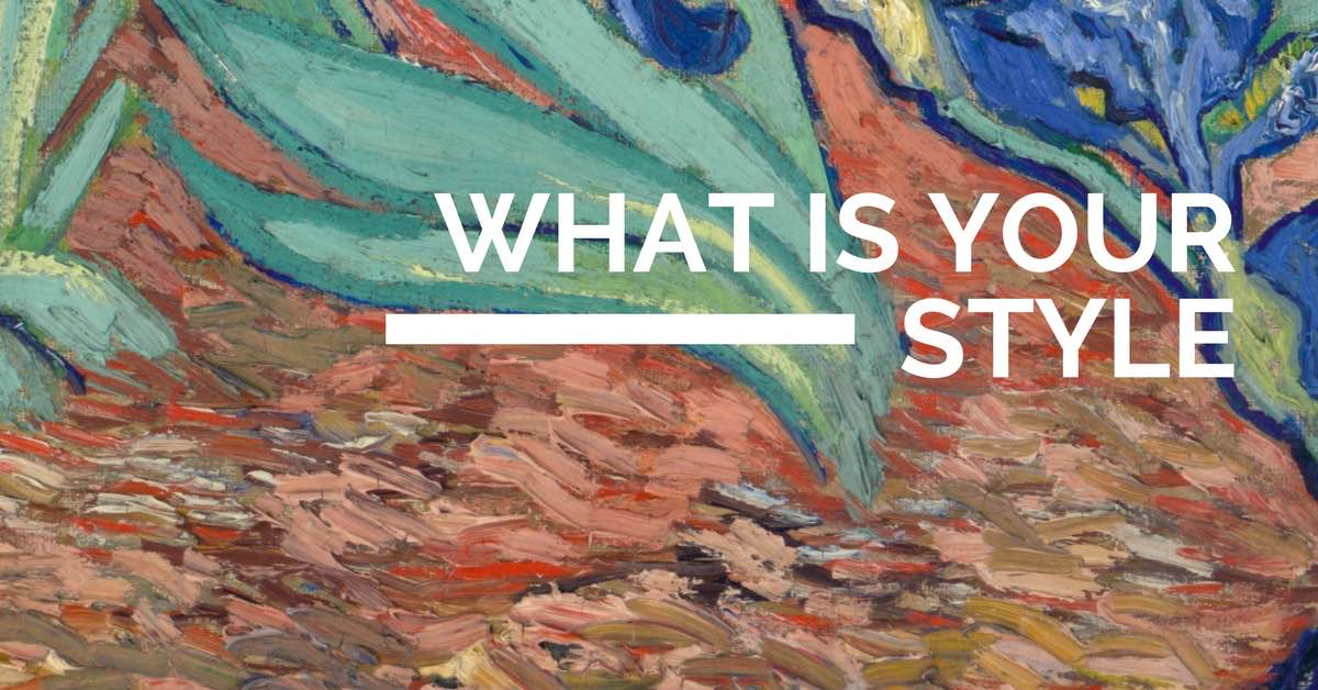 What is Your Painting Style? - Sophie Ploeg
