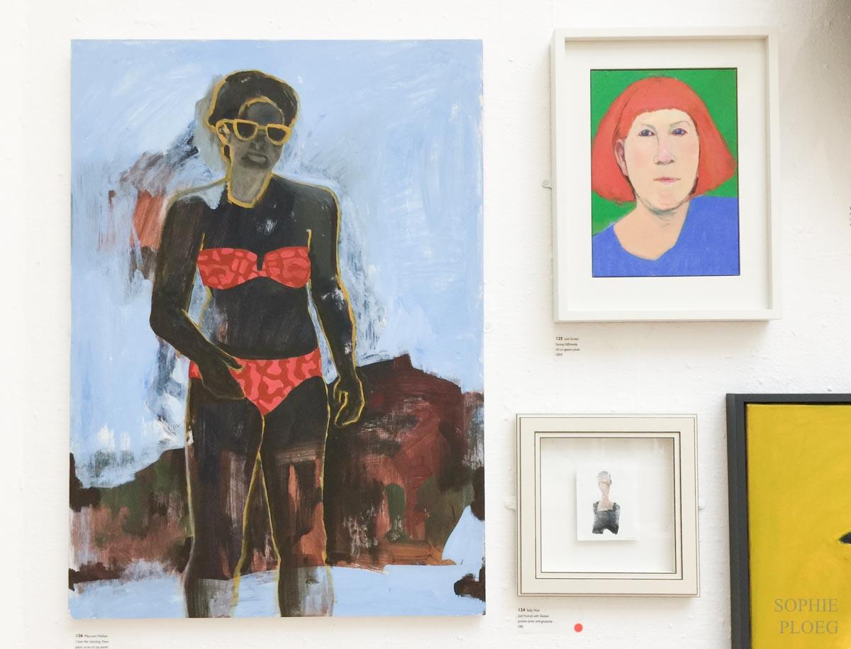 paintings at RWA Bristol
