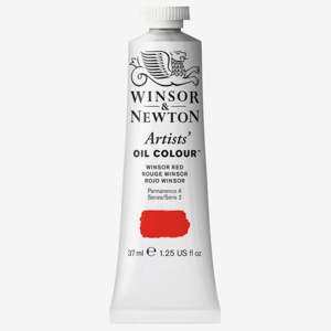 winsor Newton red