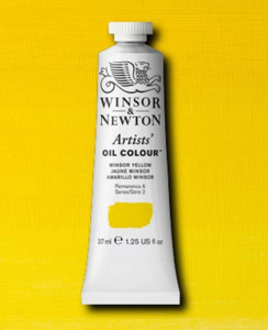 Winsor & Newton artists oils