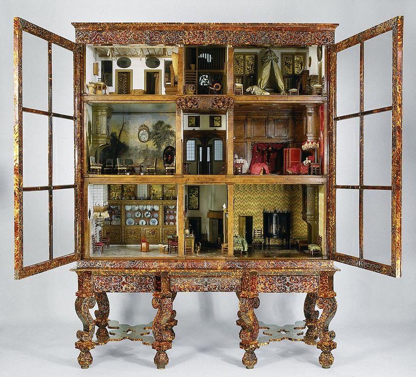 Petronella Brandt's Dolls House, Rijksmuseum