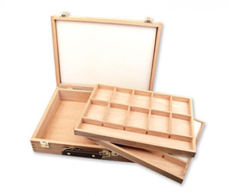 Pastel storage box