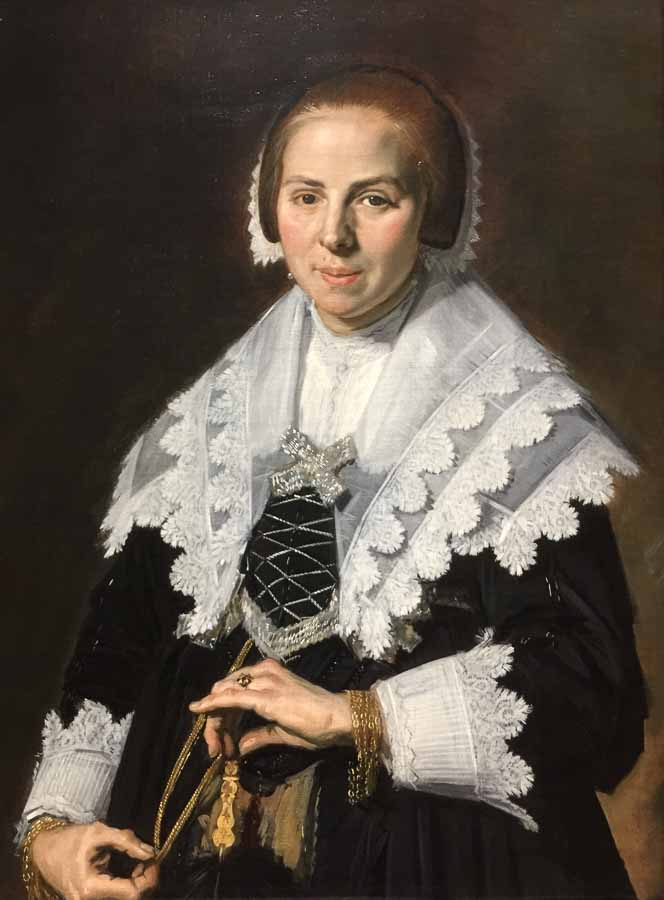 Frans Hals, national Gallery.