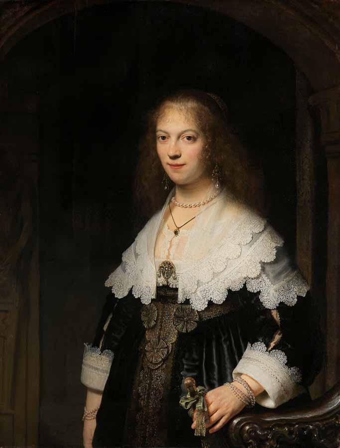 Rembrandt Maria van Trip, Rijksmuseum