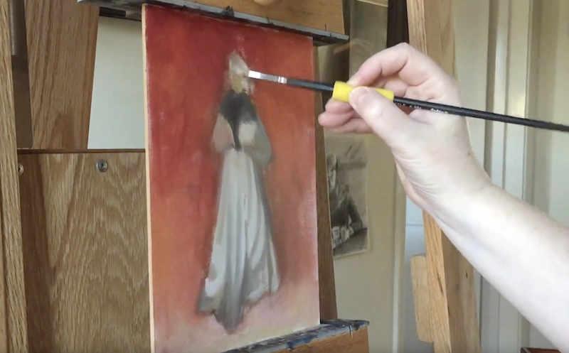 Sophie Ploeg Oil Studio thumbnail