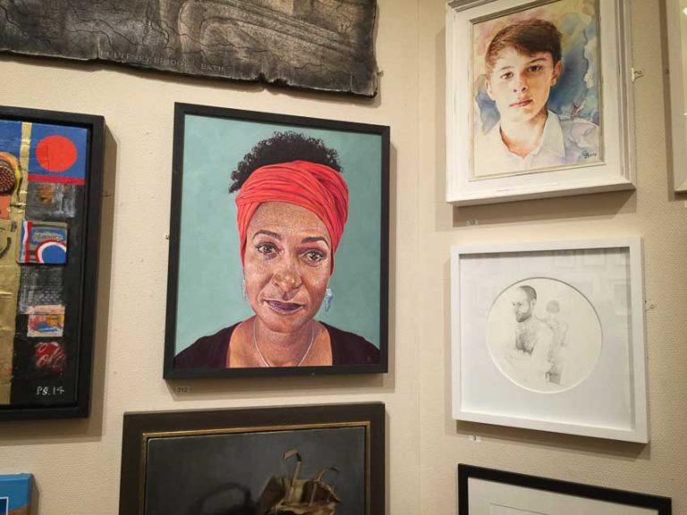 Sophie Ploeg Bath Society of Artists 2018