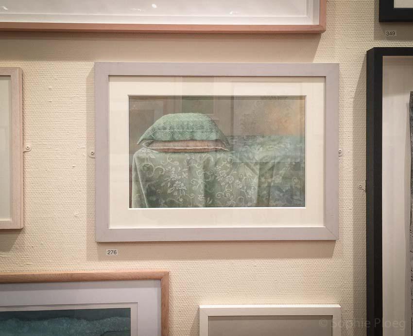 Sophie Ploeg, Two Cushions, Bath Society of Artists 2018
