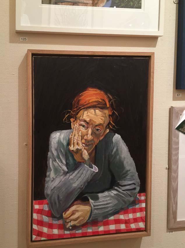 Sophie Ploeg, Bath Society of Artists 2018