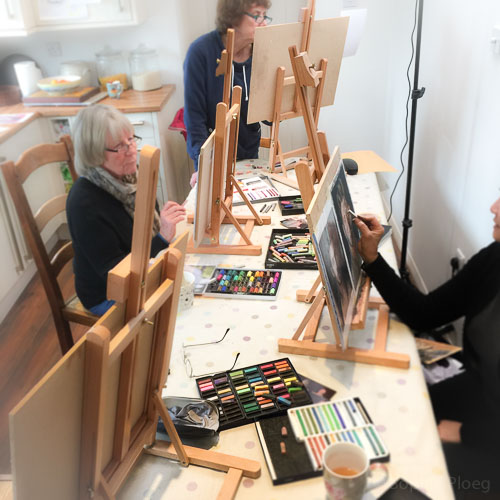 Sophie Ploeg Art Workshops