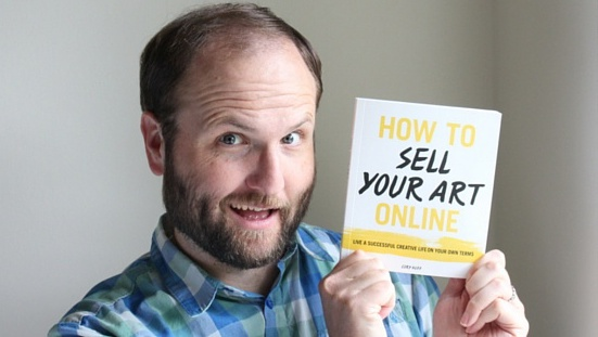 Cory huff how to sell your art online a book review for How to sell drawings online