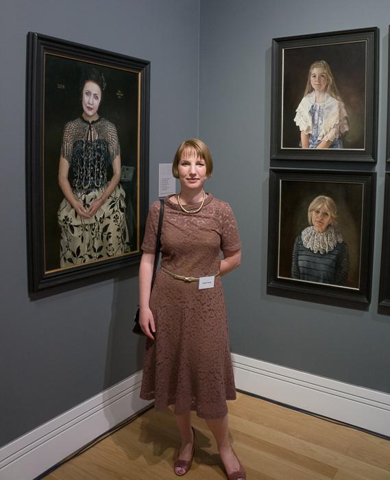 Sophie Ploeg BP Portrait Award