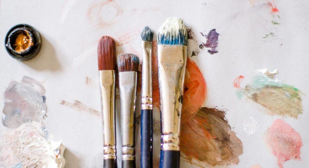 Sophie Ploeg oil painting beginners