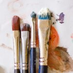 Sophie Ploeg oil painting beginners
