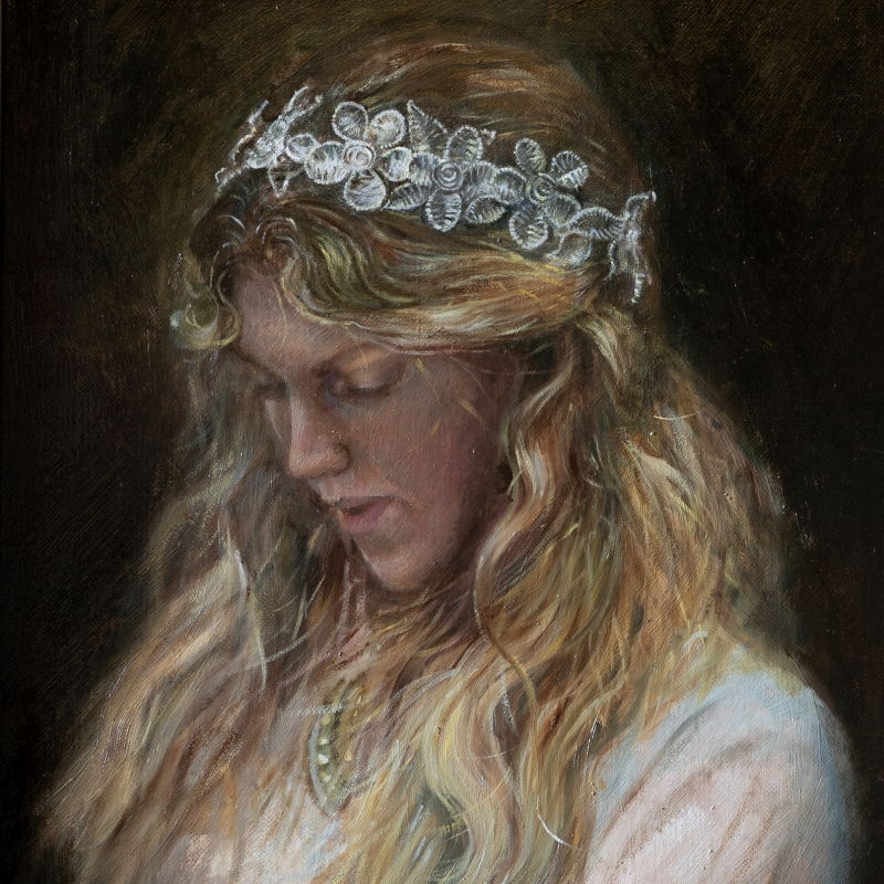 sophie ploeg oil painting