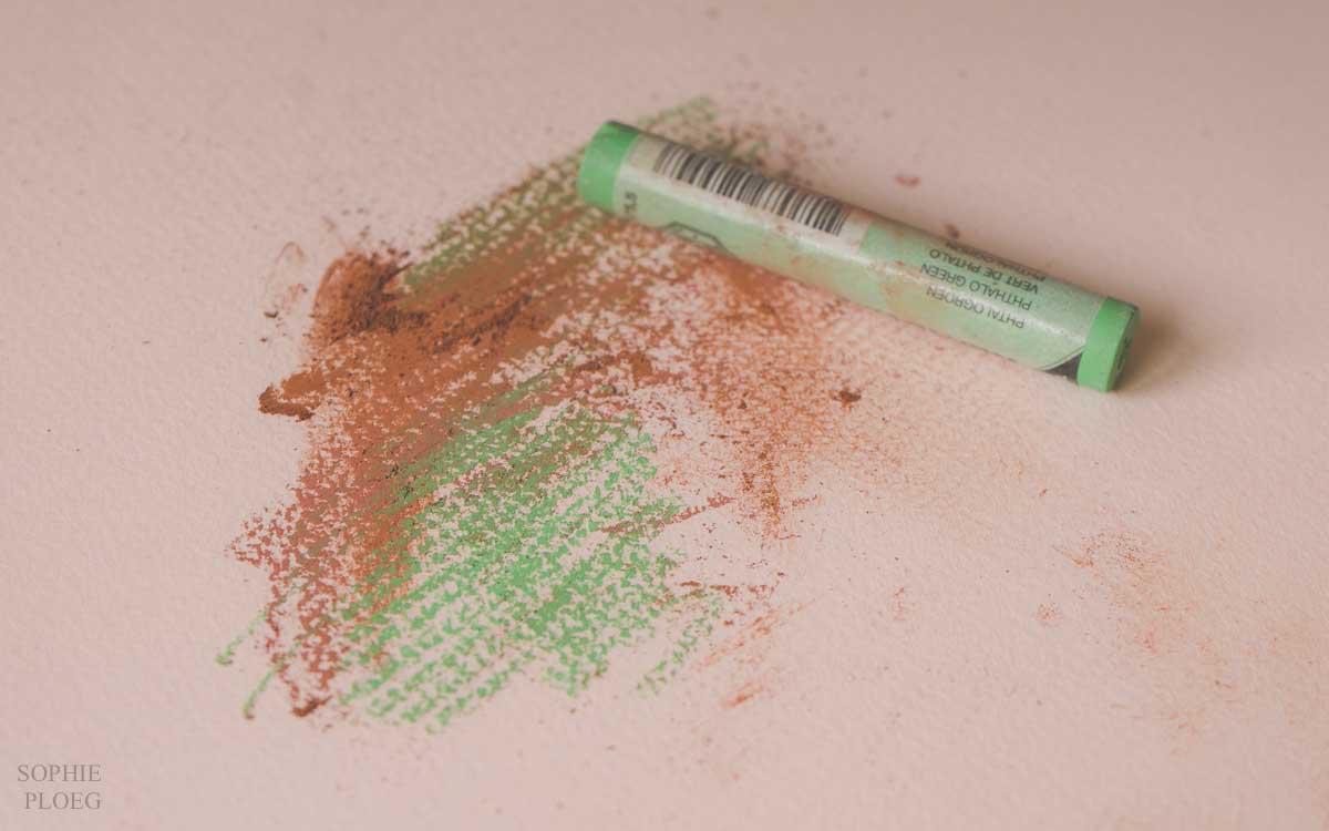 Sophie Ploeg blog pastel techniques
