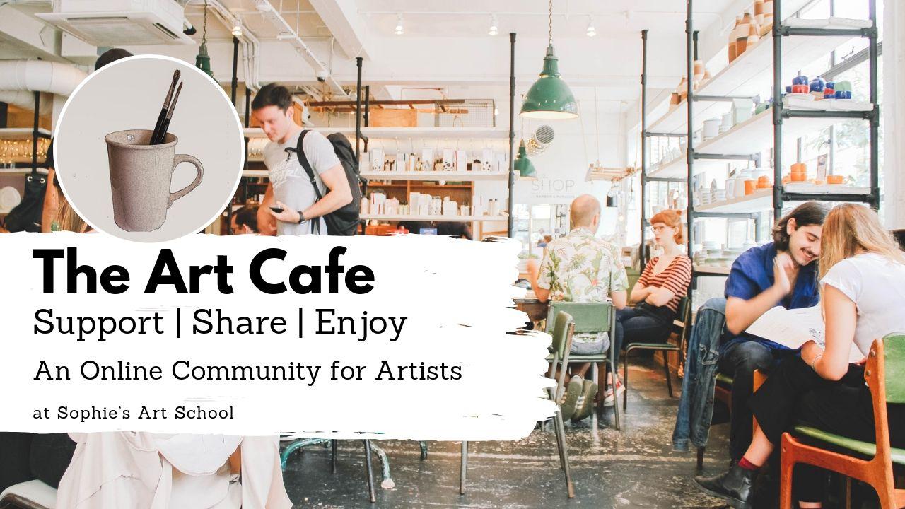 Sophie Ploeg Blog The Art Cafe Community Artists