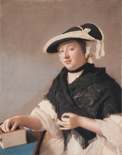 Sophie Ploeg Blog Liotard Pastel