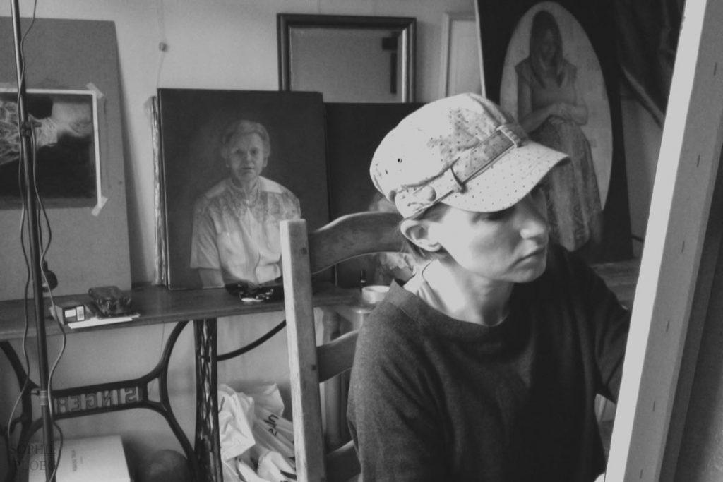 Sophie Ploeg Artist, Studio